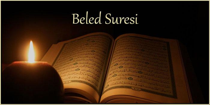 Beled Suresi