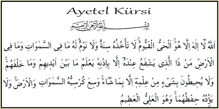 etkili dualar