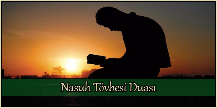 Nasuh Tövbesi Duası