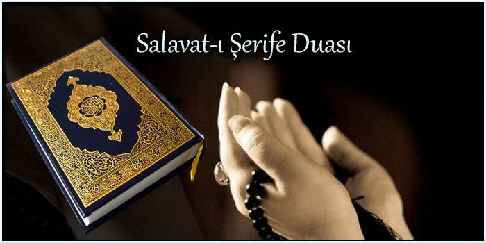 Salavat-ı Şerife Duası