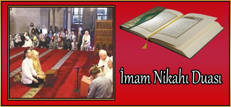 imam Nikahı Duası